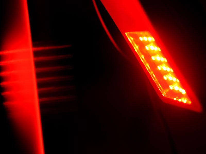 Rotes Licht in der Photodanymik